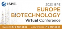 2020 ISPE Europe Biotechnology Conference